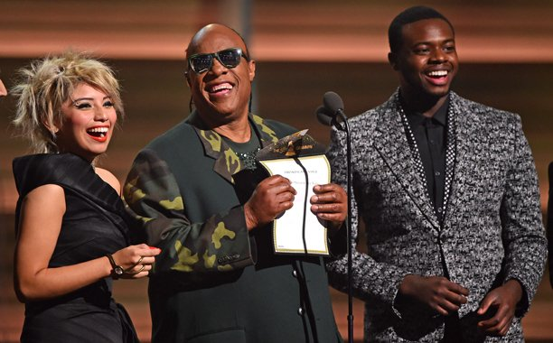 Stevie Wonder praised for comments on inclusiveness: