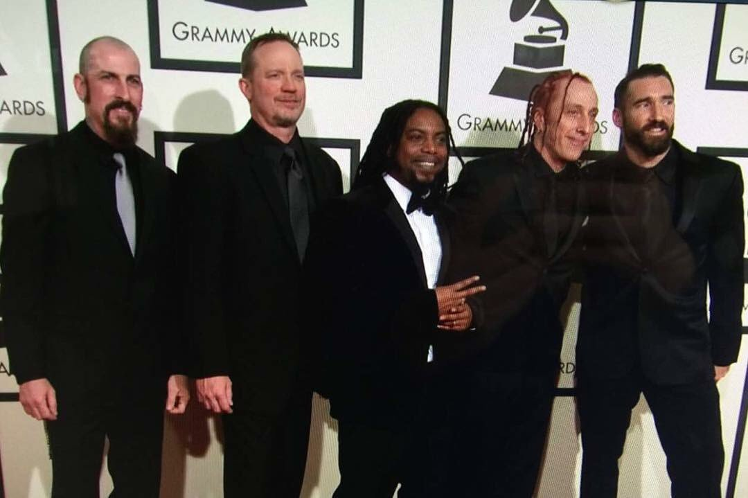 #thankyou all for your @TheGRAMMYs support! Can't explain how much it means to us.. many congratulations to Ghost! https://t.co/IDehohphF8