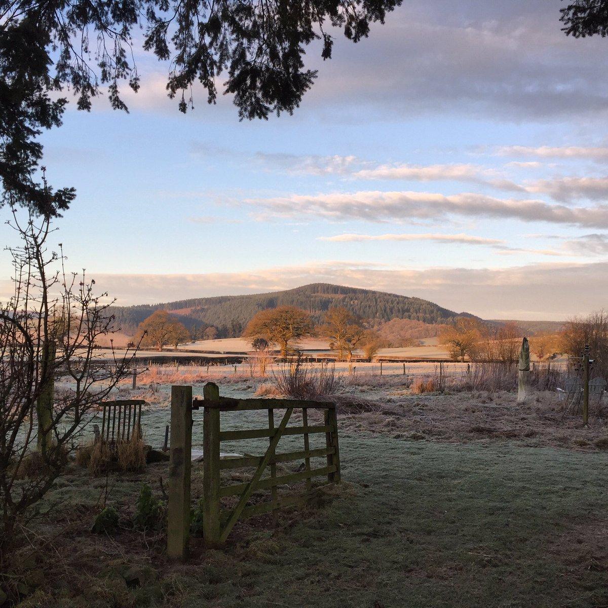 Frost Shropshire Morning -4 degrees C https://t.co/qgTpqXCjaS