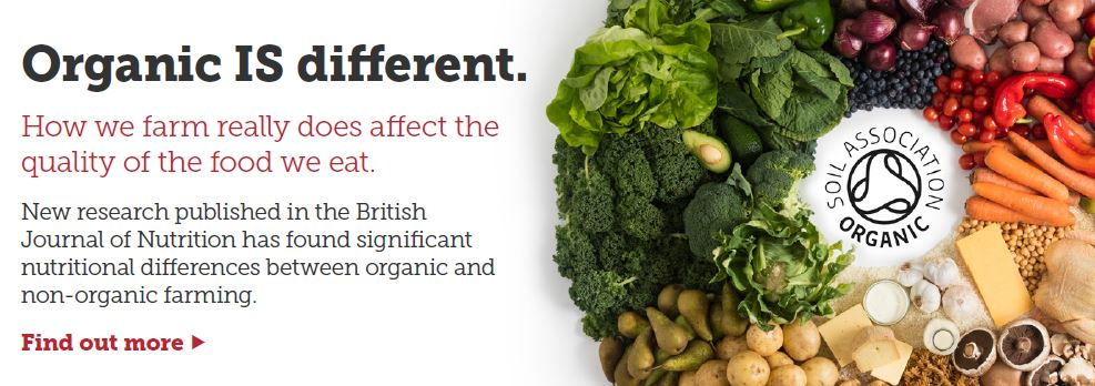 New research shows #OrganicIsDifferent https://t.co/1eJKGfKE3K https://t.co/wYgOJ9osK0