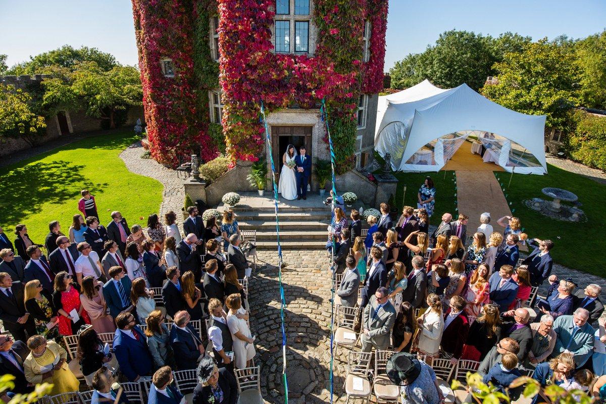 Pedro castle wedding