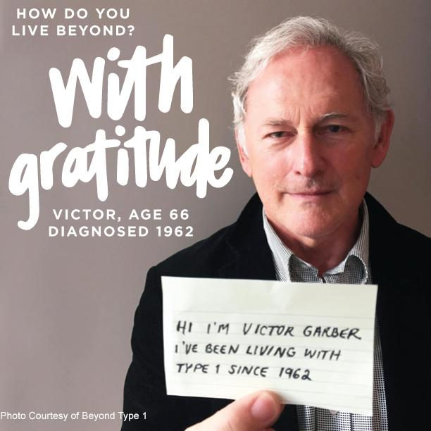 """Type 1 diabetes does not define you,"" Actor #VictorGarber on living life healthfully https://t.co/2PfhBL2bQX #TheDX https://t.co/sC2pmpJ35k"