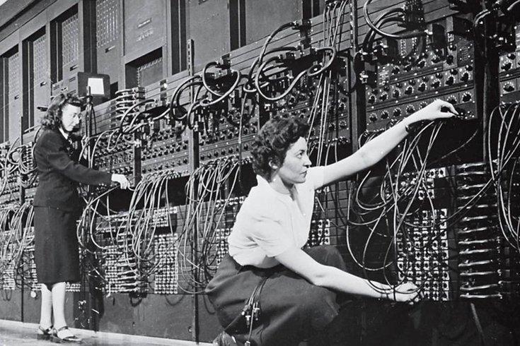 """70 years ago, 6 Philadelphia women became the world's first digital computer programmers""  https://t.co/ksLMC2s47W https://t.co/La41jwPydD"