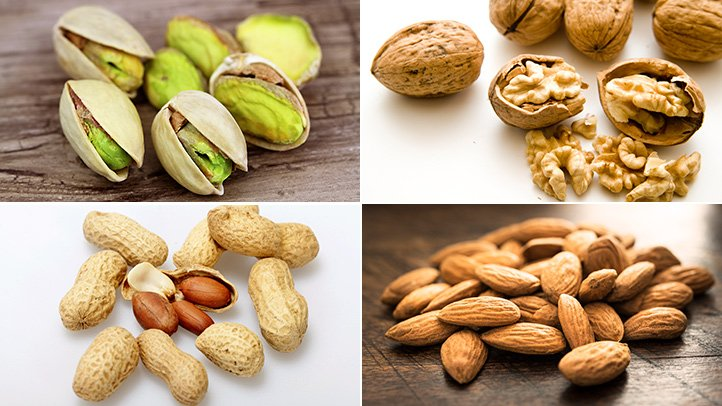 4 nuts that cut your heart disease risk (like almonds) #NationalAlmondDay https://t.co/4wzO3M2H9M https://t.co/VX6Fs6JHob