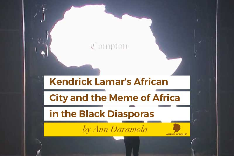 Kendrick Lamar's African City and the Meme of Africa in the Black Diasporas https://t.co/1fremch6QP https://t.co/62ow6OxiSk