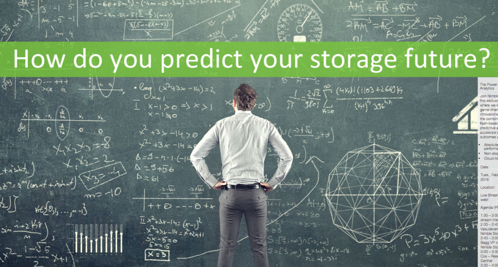 The Power of Predictive Analytics: Join Nimble Storage at this exclusive event. https://t.co/qwHqYV225j #DataStorage https://t.co/qn33f4msmA