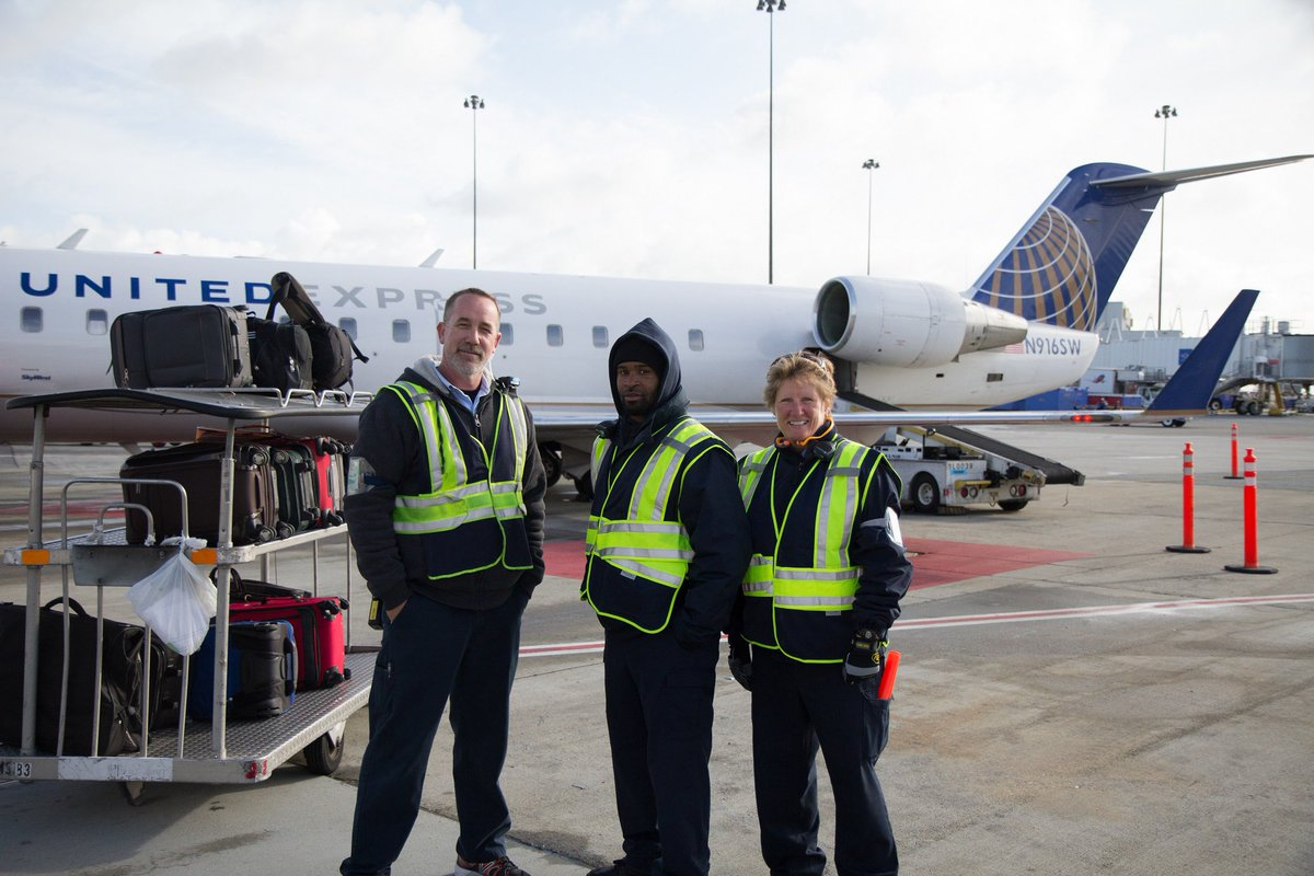 RT @SkyWestJobs: NowHiring ramp agents at @FlySFO & @flyLAXairport Apply now! https:/…