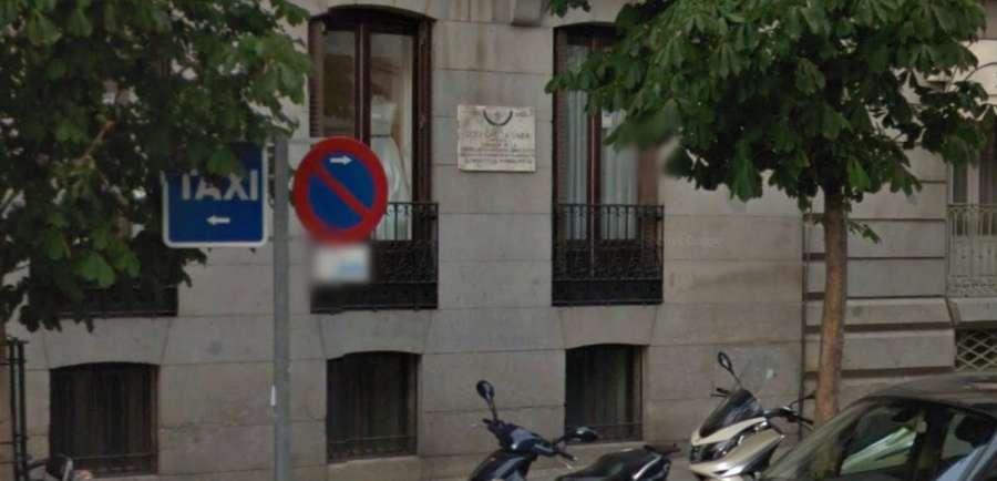 Los vestigios franquistas retirados por el ayuntamiento de - Repuestos persianas madrid ...