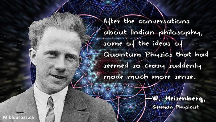 Quantum mechanics and Vedanta https://t.co/8rcswVshKS