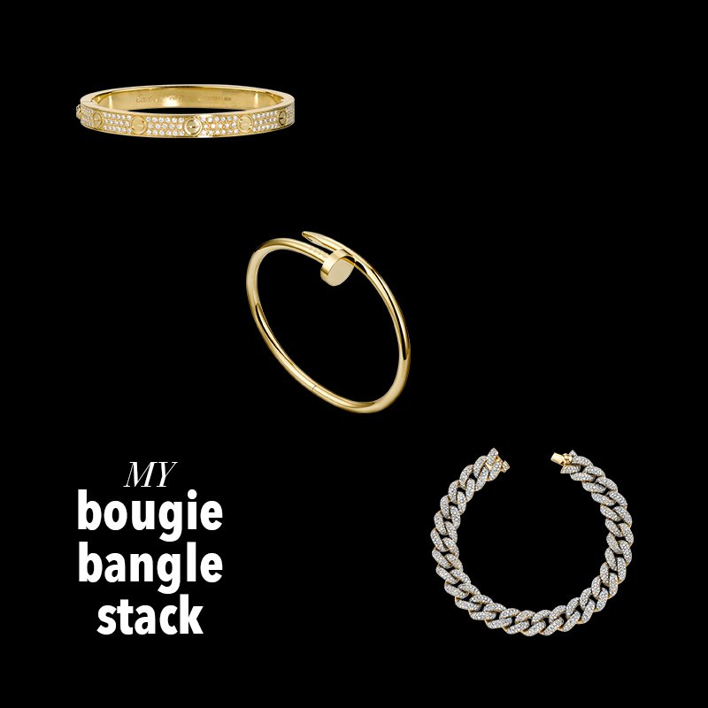 Read about why I never take these 3 bangles off on khloewithak!!! https://t.co/BpPo4lrgdx https://t.co/aojZXMMrZj