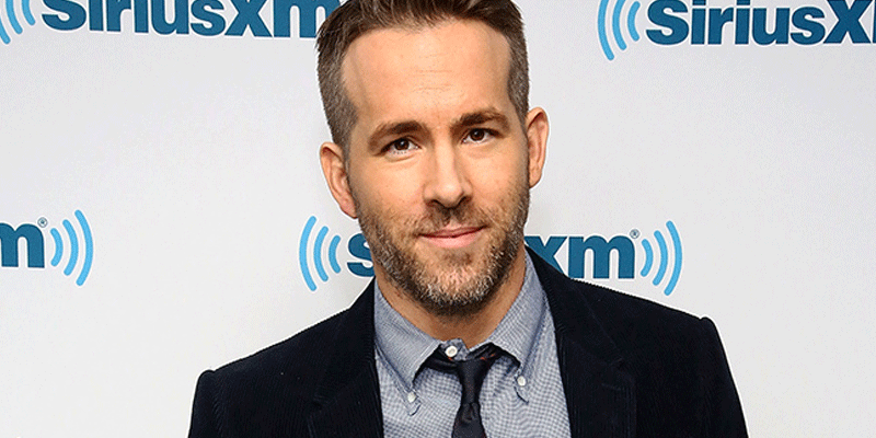 Growing up with 3 brothers, Deadpool's Ryan Reynolds says he was considered a moving target