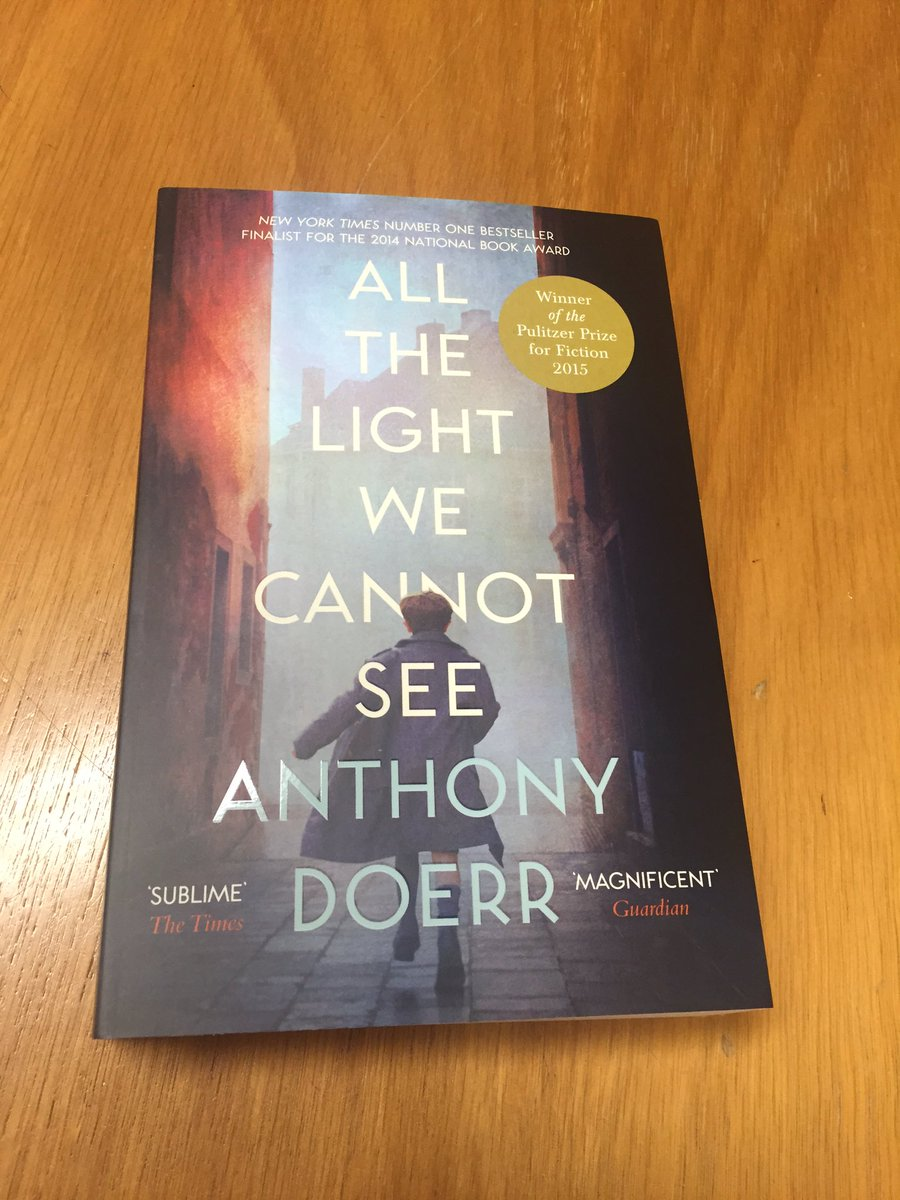 It's #FreeBookFebruary time! RT before midnight AEDT tonight to enter to win Doerr's Pulitzer Prize winner. https://t.co/VUa0mU1NlH