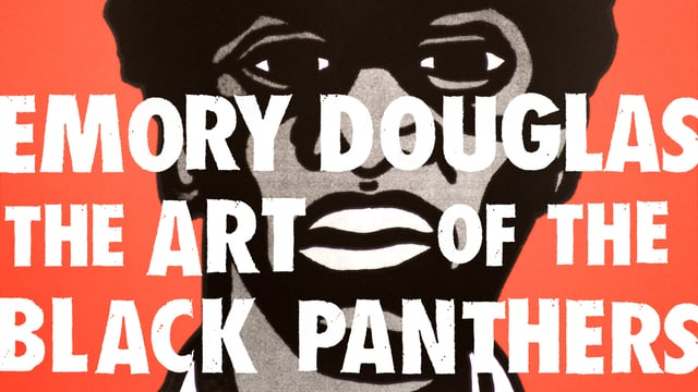 Emory Douglas: The Art of The Black Panthers (dir. Dress Code) https://t.co/jVrw2xHYCU #BlackPanthersPBS https://t.co/m50c2LwE0d