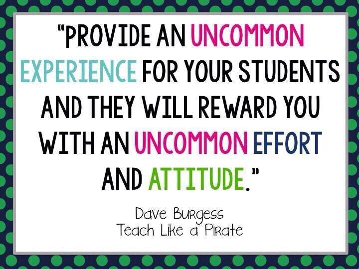 A1: A favorite edu-quote via @burgessdave  #tlap #MTedchat https://t.co/wVAhl39cuC