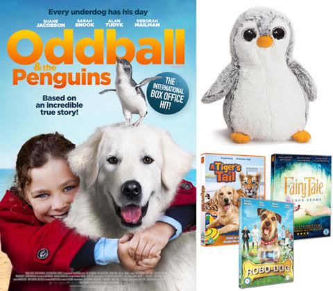 #Oddball & the Penguins is in cinemas now! RT by 9am 18/02/16 for the chance to #win a DVD bundle & cuddly penguin https://t.co/020A8hDy8n