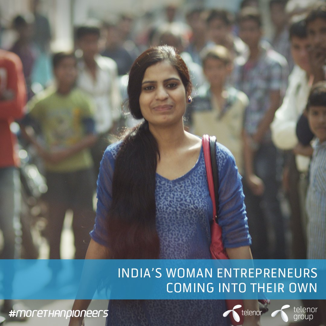 Empowering women to bring out entrepreneurs and innovators in them. #morethanpioneers https://t.co/xzJPeWx0tD https://t.co/aUBoSKY1fp