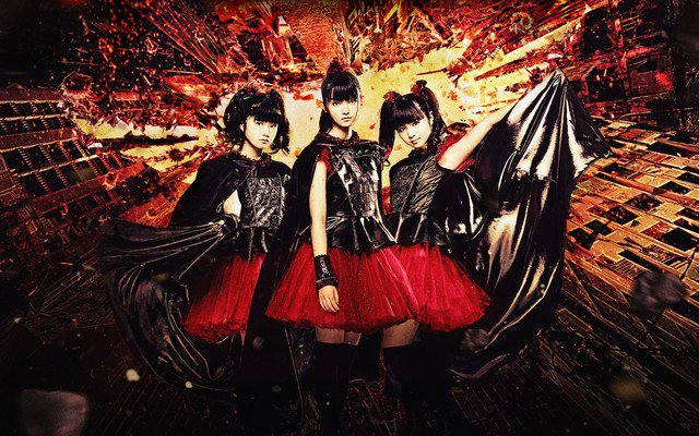 BABYMETAL、米フェス「CHICAGO OPEN AIR」に出演 https://t.co/wg37s0wKHI #BABYMETAL https://t.co/R3g...