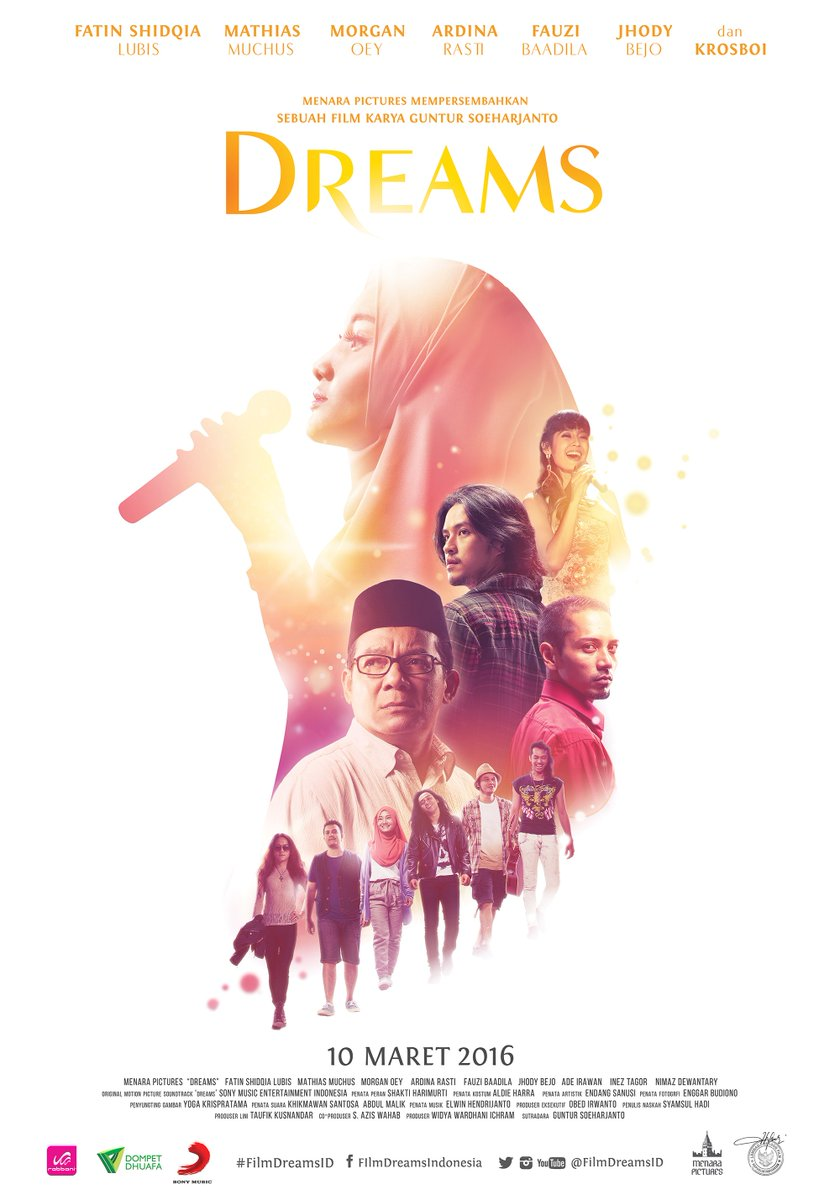 Film @FilmDreamsID Siap DIputar Serentak --> https://t.co/28OcqjnbzH cc @FatinSL #LAWANG https://t.co/LGl5HWmz6T