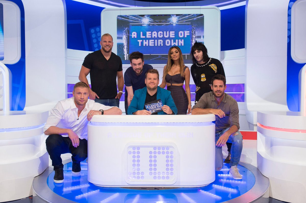 RT @ALOTO: It's the last show of the series! Joining us @jameshaskell @NicoleScherzy and @noelfielding11. Tomorrow night - 9pm https://t.co…