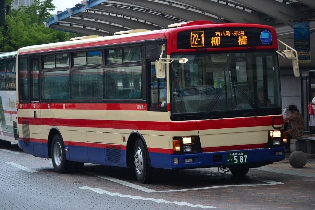 特に東北のバスと北関東のバスに...