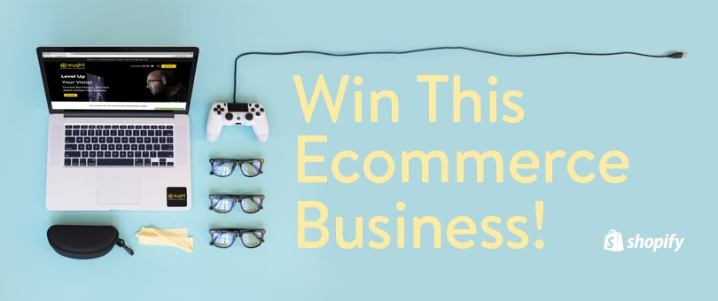 Win a Profitable Ecommerce Business and Over $3700 in Prizes » https://t.co/Bd3Oxe1fdZ https://t.co/2Agp86wfFK