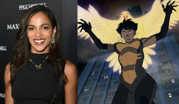 Don't forget @Megalyn brings #Vixen to live action on #Arrow tonight #DatTotem https://t.co/YHScvFjQhq
