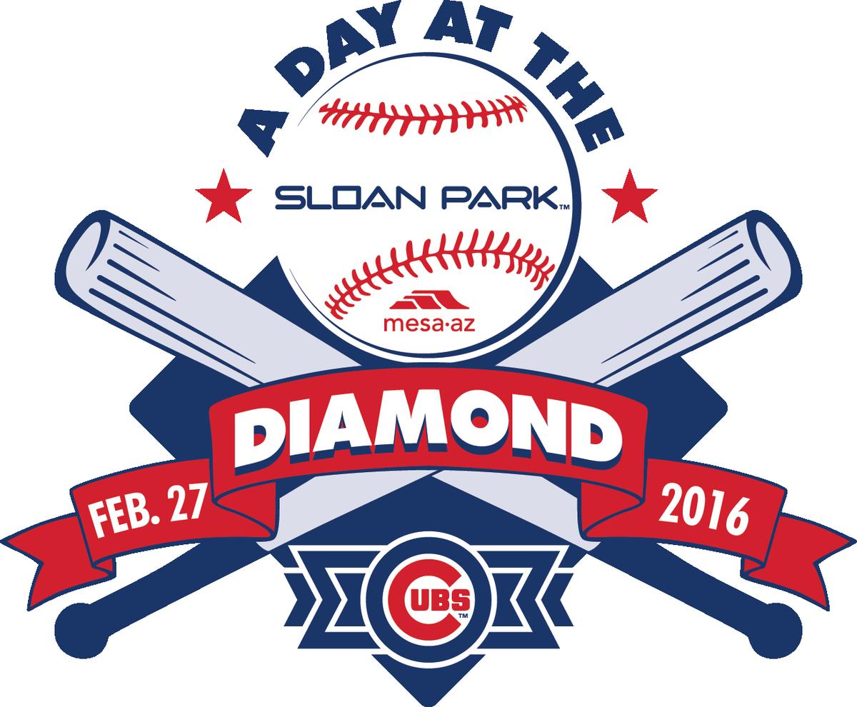 #DayAtTheDiamond, #Saturday @SloanParkMesa! Bring family/friends to kickoff #SpringTraining #baseball in #MesaAZ! https://t.co/RtWQIgS2Zs