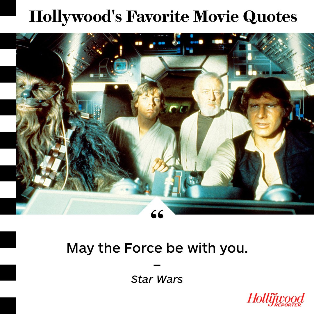 From 'Star Wars' to 'Casablanca': Hollywood's 100 favorite movie quotes