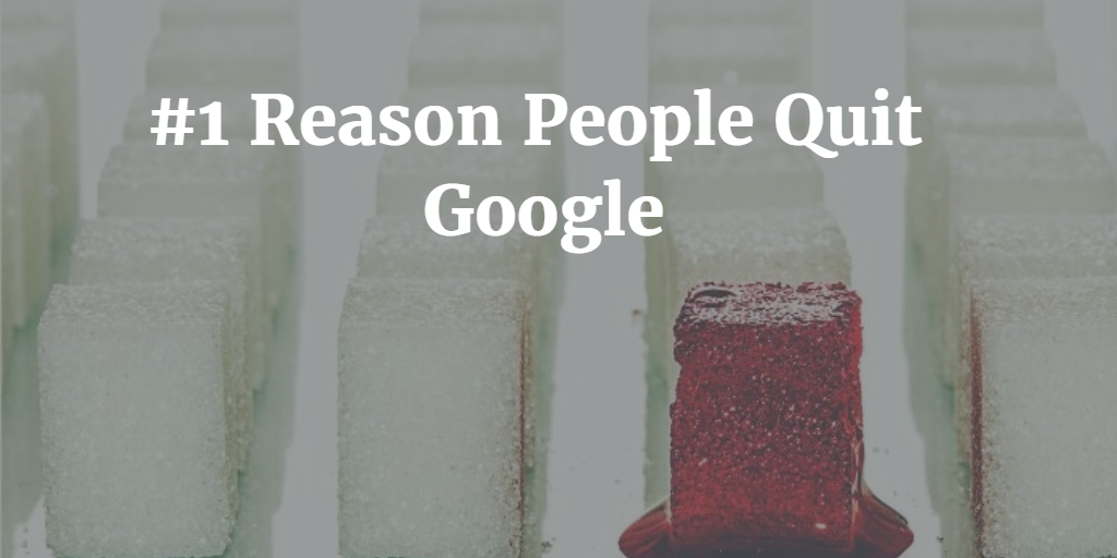 #1 Reason People Quit Google and What They Are Doing About It?  https://t.co/anTjZCbAXH #HRAnalytics https://t.co/RJFMuaZNdm