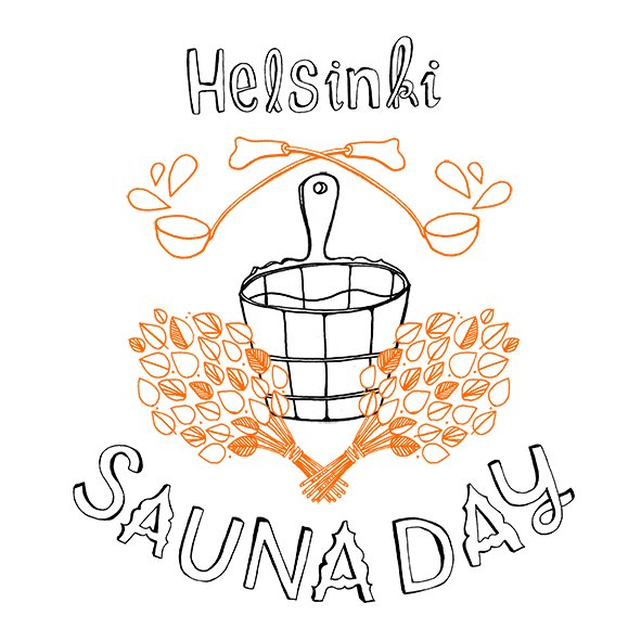 We <3 sauna! There's one at our lounge @HelsinkiAirport  Helsinki celebrates Sauna Day 12.3.