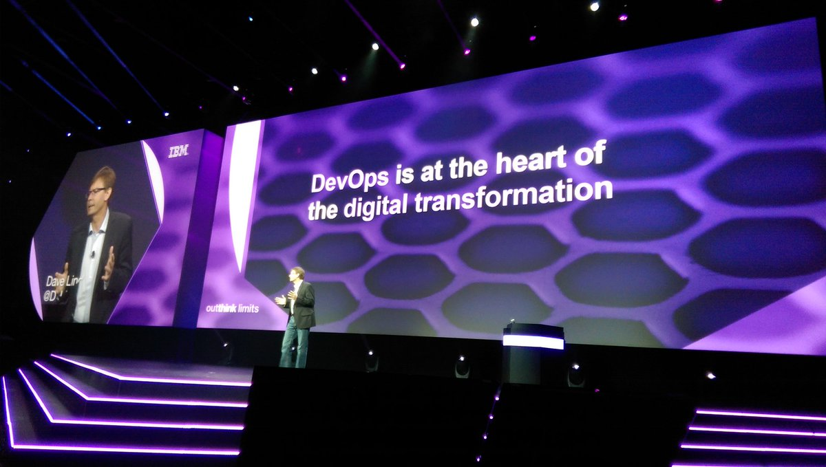 Hard to argue with this. I certainly agree. #ibminterconnnect #devops https://t.co/9GLgWUkeSf