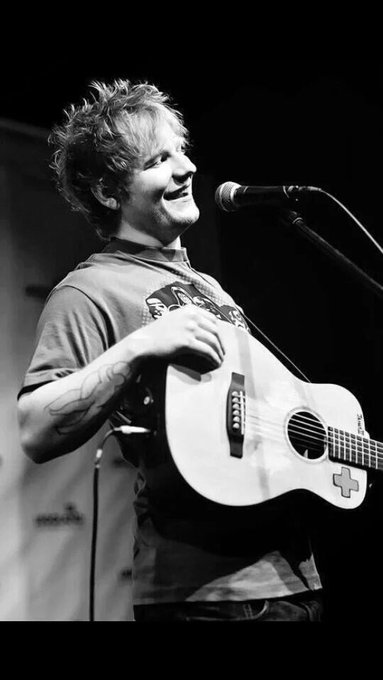 Happy Birthday to my one and only inspiration Ed Sheeran