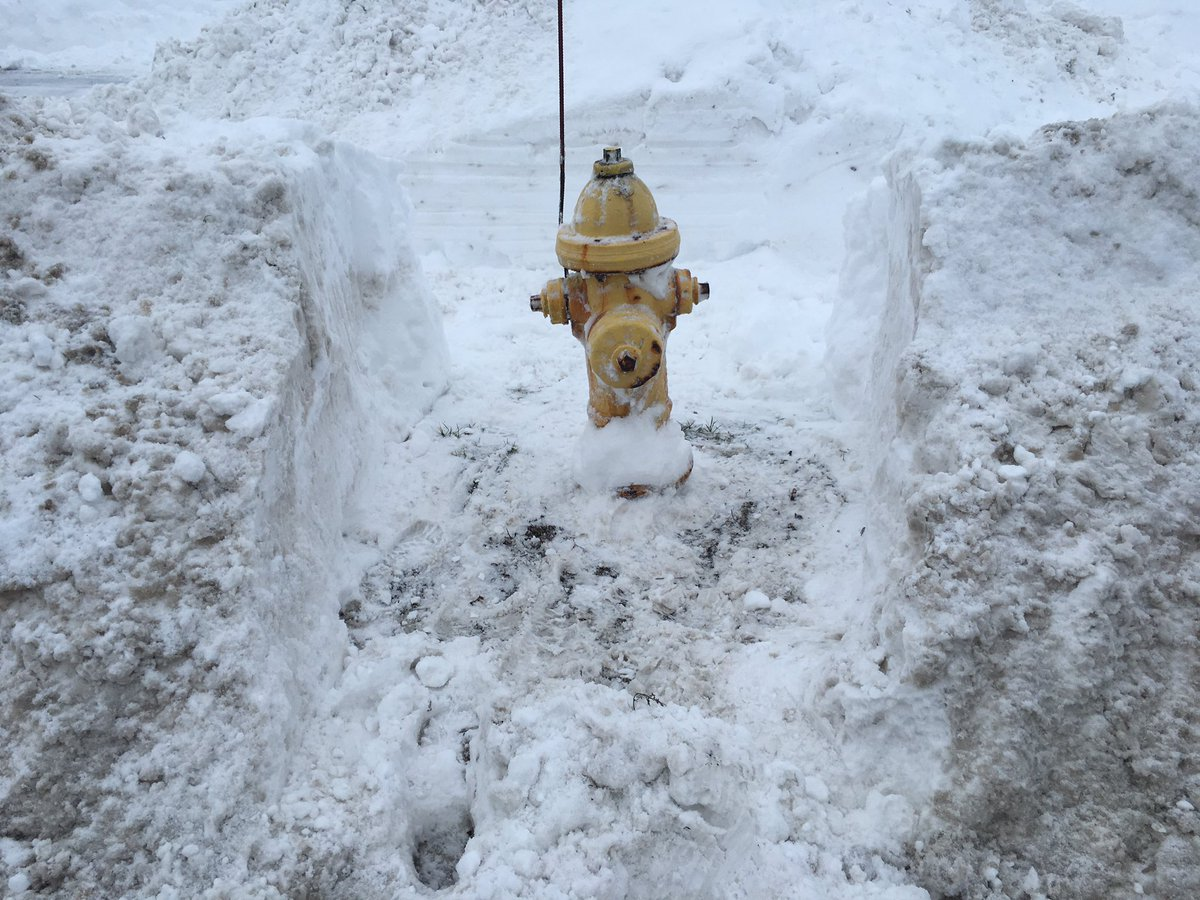 This is my hydrant. There are many like it, but this one is mine. Please find & dig out your nearest hydrant. #roc https://t.co/JsANqfRYGC