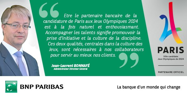 Soutenons ensemble la candidature de @Paris2024 pour les #JO !!! https://t.co/kfBc2L3gdm #Paris2024 #JO2024 https://t.co/eoFJid8HB8