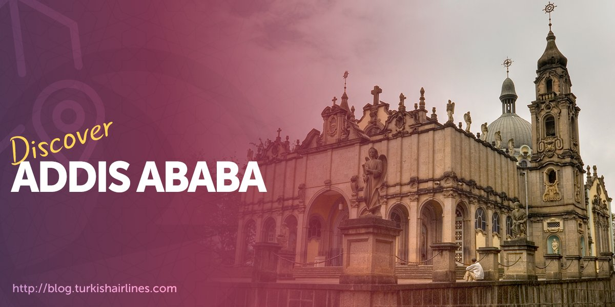 We're off to Addis Ababa! Make sure you join us in our blog at: