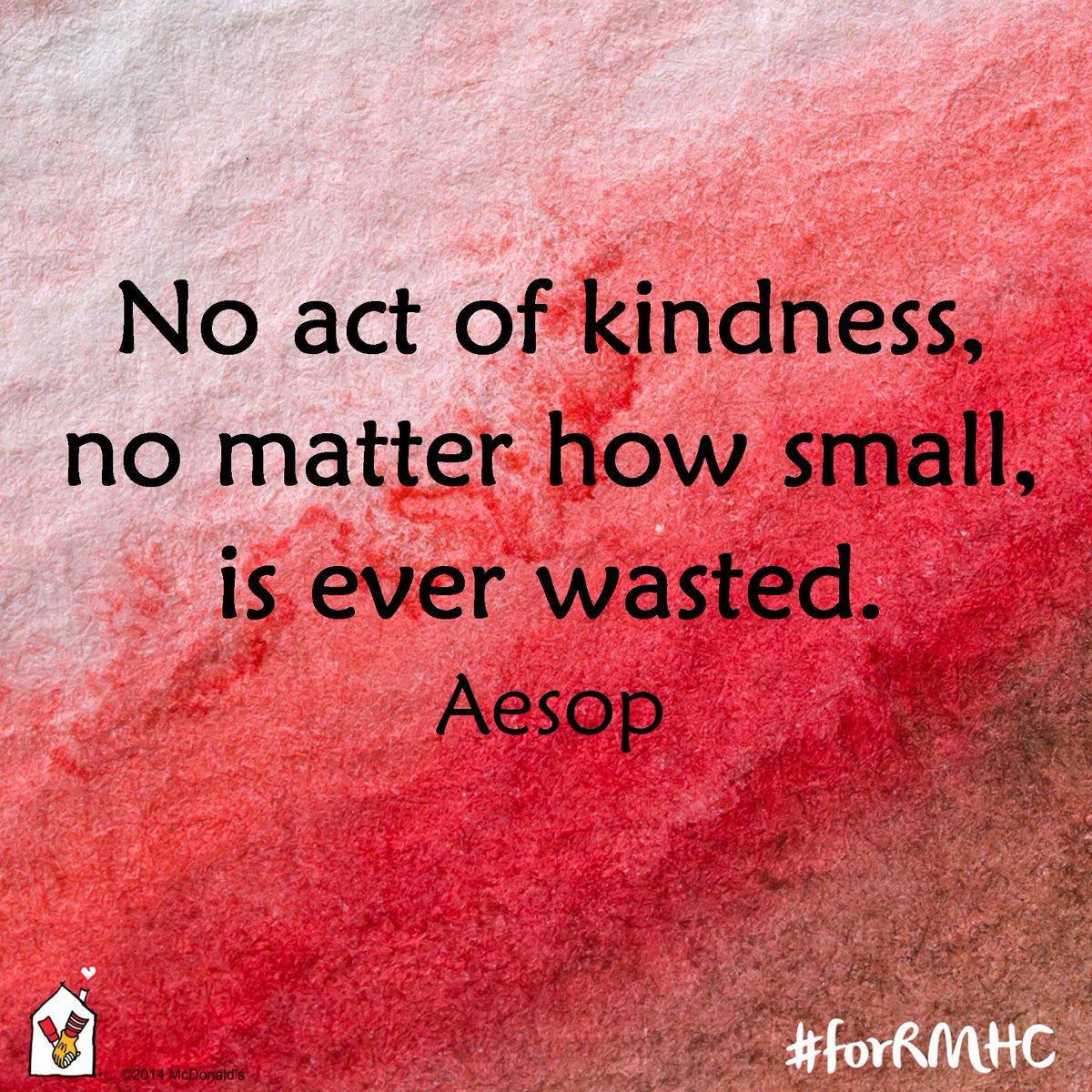 A little act of kindness can go a long way! #RandomActsOfKindnessDay https://t.co/xT3uXLDb3e