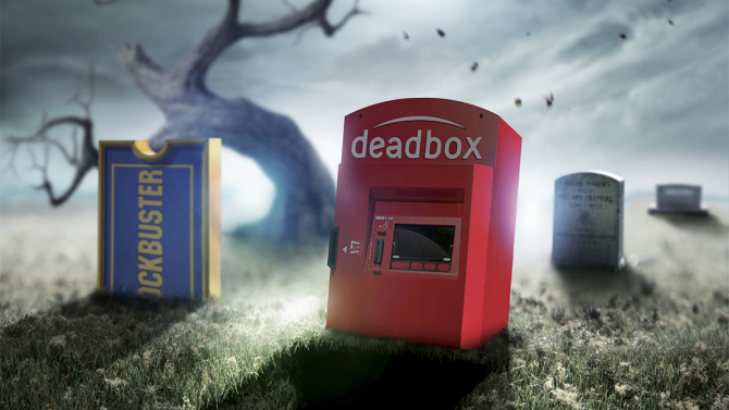 The Slow Death of @Redbox: Why the Kiosk Colossus Is the Next Blockbuster https://t.co/Xw0sdd7asq https://t.co/051smZEpMO