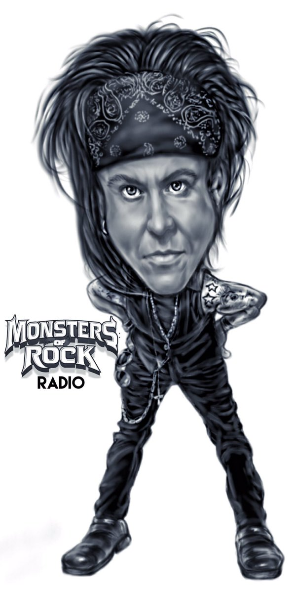 Broadcasting worldwide from my flagship station 101.1 FM - WRIF in Detroit Rock City! Its #MonstersOfRock Radio! ♠️ https://t.co/fPbSGuzDkU