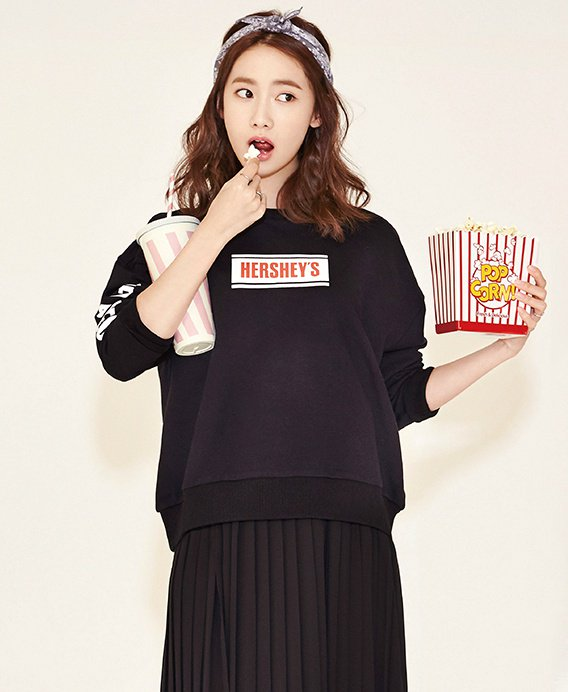 """SNSD Yoona for """"H:CONNECT"""" Promotion #2 https://t.co/q1LZmoGqOb"""