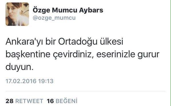 Bu, 90'larda, Ankara'da bomba ile öldürülen Uğur Mumcu'nun kızı değil mi? (Bkz. İzan) https://t.co/WvFXSufDvK