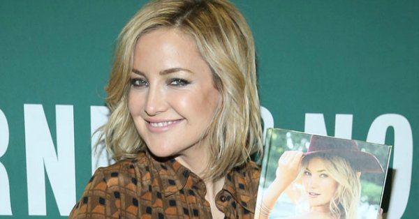 Kate Hudson gets candid about sex, Nick Jonas and her new book, Pretty Happy: