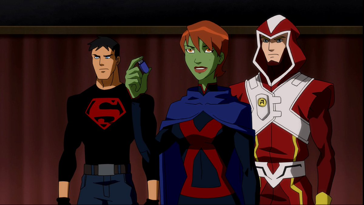 Netflix Is Currently Reviewing YOUNG JUSTICE Stats for a Potential Season 3! https://t.co/r1YpvuCKG3 — https://t.co/zIHFWX5N9s