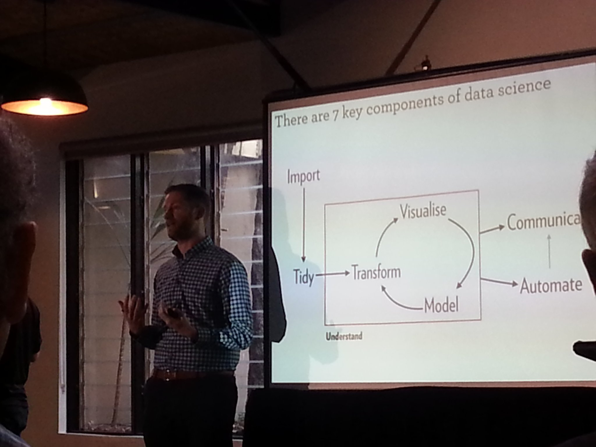 Excited to see keynote speaker @hadleywickham at #wombat2016 data science workshop. https://t.co/kJTP8RBzh2