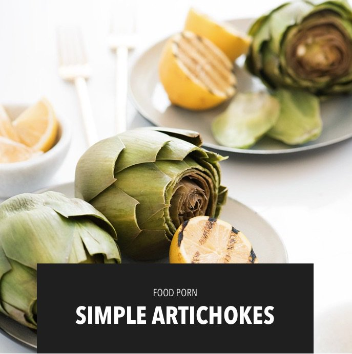 New #FoodPorn! DELISH artichokes that are also simple!!! Recipe on khloewithak! https://t.co/sVeLEIygXd https://t.co/VItosiIqOB