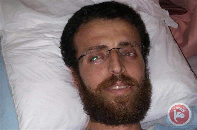 Amnesty International demands #Israel to transfer #Palestinian hunger striker https://t.co/F4B5VF3B4D https://t.co/um3v1iIQ0J