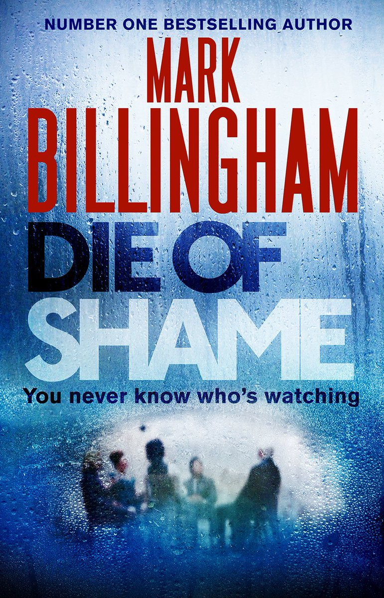 OK, time to reveal the jacket for the new book. DIE OF SHAME is a standalone and it's coming on May 5th. #excited https://t.co/tHoHDmN1RB