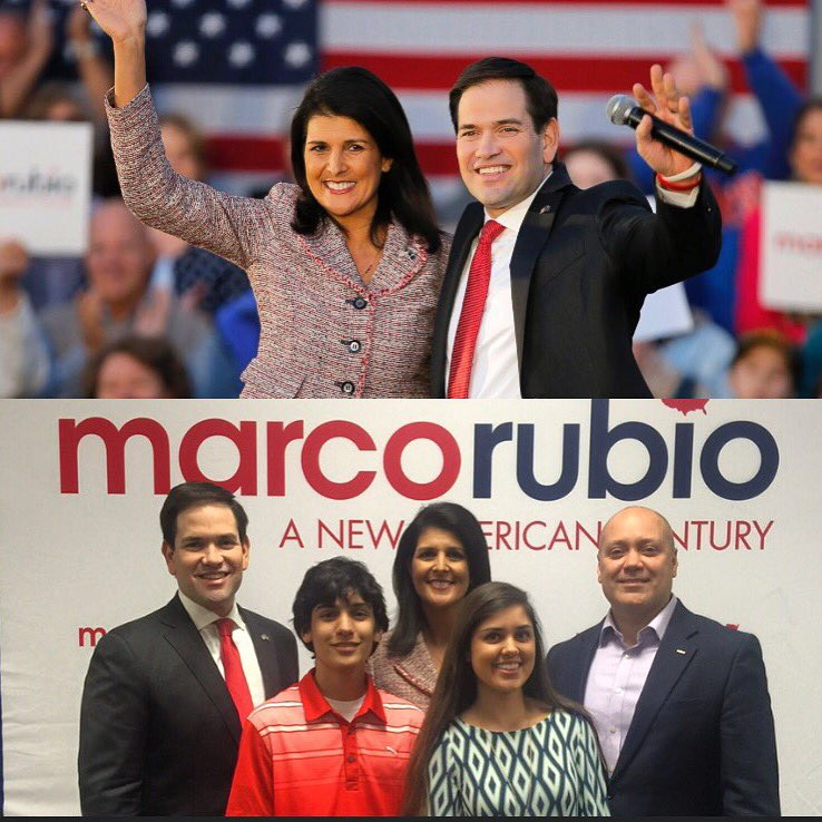 Our family was proud to endorse @marcorubio come see us tomorrow in Greenville @ Swamp Rabbit Crossfit @ 9am! https://t.co/awVwdTZyjn