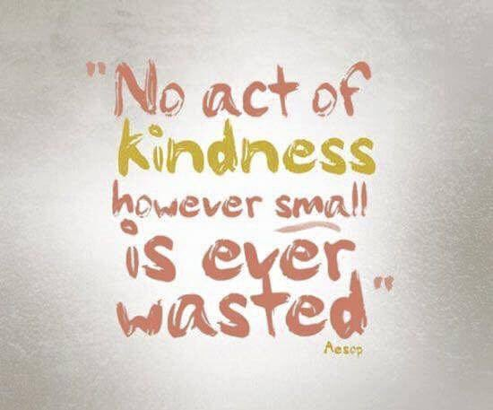 We agree!! #RandomActsOfKindnessDay https://t.co/PxRweilrka
