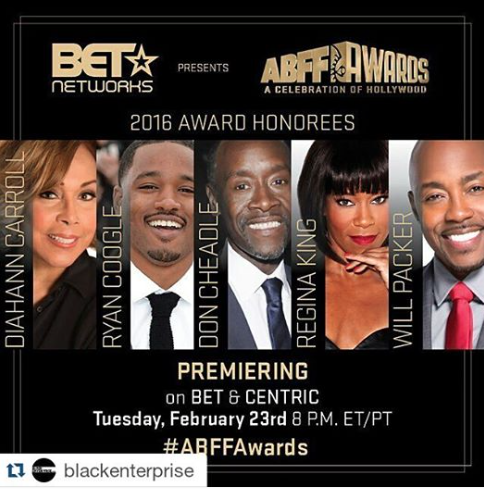 next up L.A. to celebrate on behalf of #cadillac for #ABFFAwards @BET @CentricTV #BExABFF #betcelebrateshollywood https://t.co/TYCQTORG3m