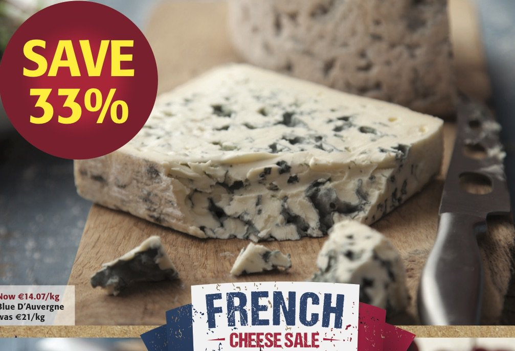 Save up to 33% on our French Cheese Sale.. perfect for the weekend! https://t.co/mXs7MJ6LQt
